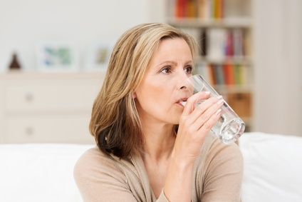 Drinking fluoridated water - risk to thyroid